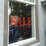 SALE reclame