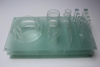 Plexiglas buis, Perspex rond Staf, acrylaat vierkant staf